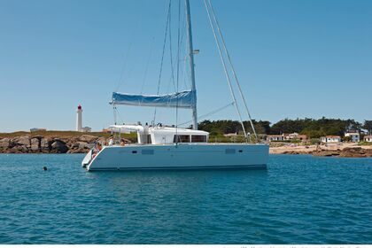 Hire Catamaran LAGOON 450 Laurium