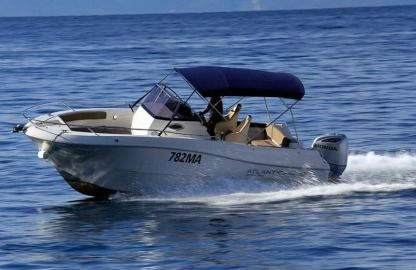 Rental Motorboat Atlantic Marine 7.5. Makarska