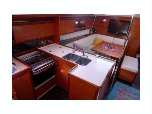 Dufour 485 Grand Large in Ponta Delgada zwischen Privatpersonen