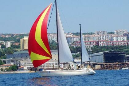 Rental Sailboat Custom Built Traditional Ketch Rijeka