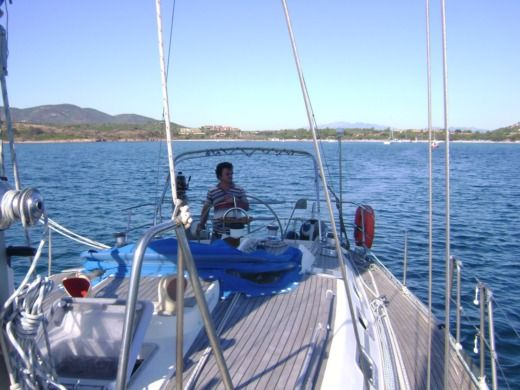 Sailboat Wauquiez Centurion 41.S peer-to-peer