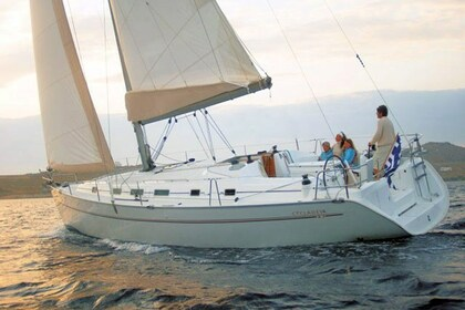 Hire Sailboat Beneteau Cyclades 433 Saint Vincent and the Grenadines