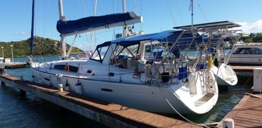 BENETEAU OCEANIS 50.5 in Saint-Martin peer-to-peer