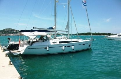 Rental Sailboat Bavaria Cruiser 46 Murter