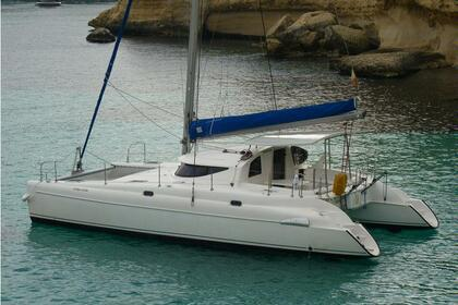 Location Catamaran FOUNTAINE PAJOT ATHENA 38 Leucate