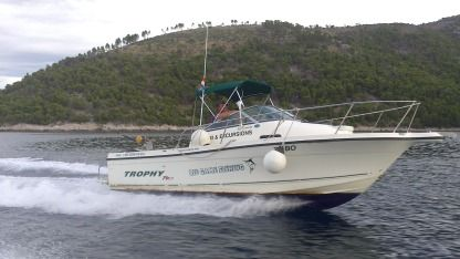 Rental Motorboat 2005 Trophy 2002 Wa Bol