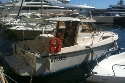 Hire Motorboat APREAMARE SMERALDO 8 Monaco