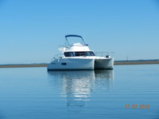 FOUNTAINE PAJOT HIGHLAND 35 in Arcachon for hire