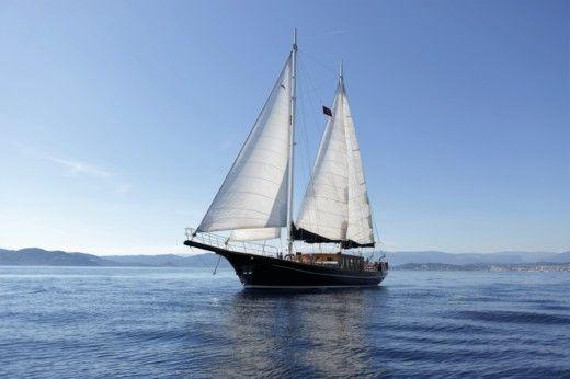 location agean yacht schooner marseille click boat. Black Bedroom Furniture Sets. Home Design Ideas
