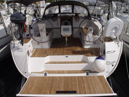 Charter Sailboat Bavaria Cruiser 46 Portisco