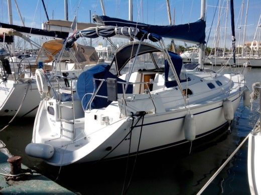 DUFOUR Gibsea 33 in Sète for hire
