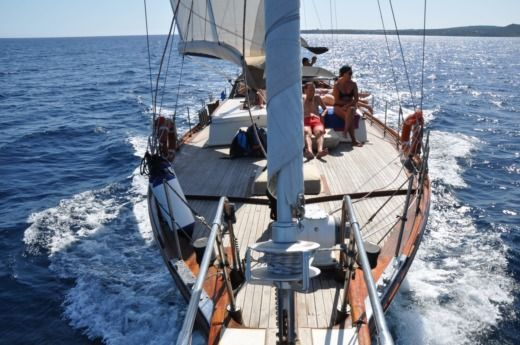 Italnautica Motorsailer Armato A Ketch in Sant'Antioco CI for hire