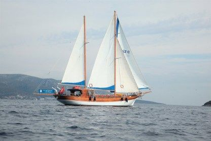 Miete Hausboot Custom Built 2006 Bodrum
