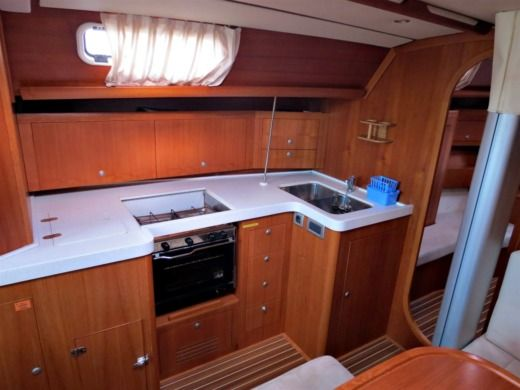 Salona Salona 45 in Ajaccio for hire