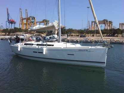 Rental Sailboat Dufour 405 Gl M Valencia