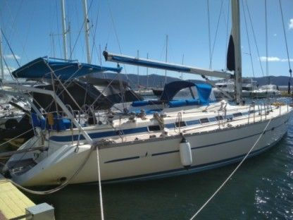 Charter Sailboat Bavaria 51 Achillio