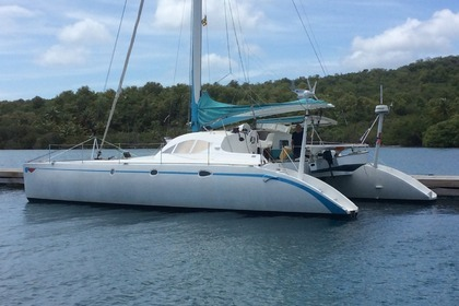 Aluguel Catamarã Looping 50 Bluenote Ajaccio
