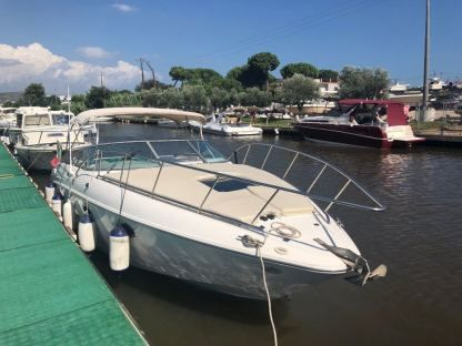 Rental Motorboat Chaparral 228 Terracina