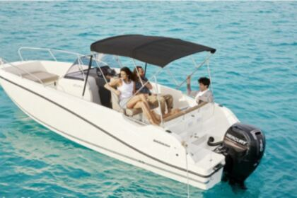Verhuur Motorboot Quicksilver Activ 675 Open Alicante