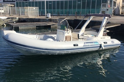 Location Semi-rigide CAPELLI Tempest 625 Marseille