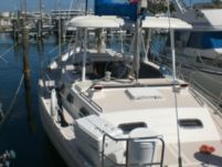 Morgan 44 in Key West for hire