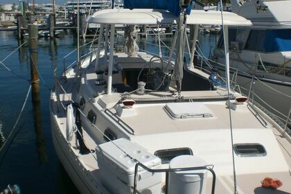 Rental Sailboat Morgan 44 Key West