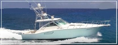 Charter Motorboat Cabo 45 Cozumel