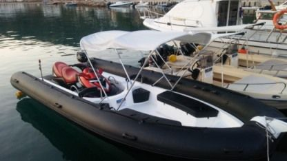 Rental RIB Custom Made Jet Ski Rib Milos