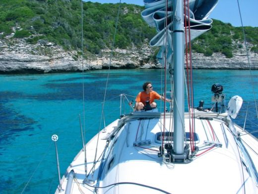 Sailboat Beneteau First 31.7 peer-to-peer