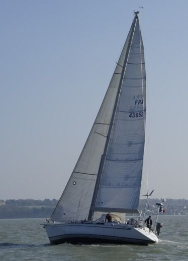 Sailboat Baltic Yacht Baltic 55