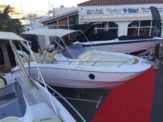 SESSA MARINE Key Largo 24 a Ibiza tra privati