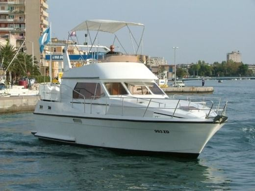 Motorboat Holland Boats Atlantic 37 for hire
