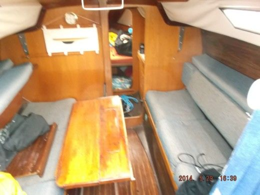 Sailboat Beneteau First 30 for hire