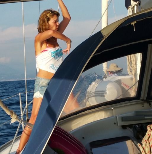 Charter Sailboat Bavaria 42 Cruise For Solo Women Amalfi