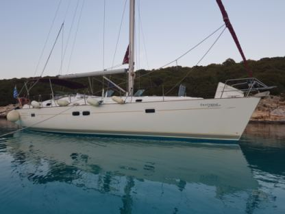 Rental Sailboat Beneteau 411 Volos