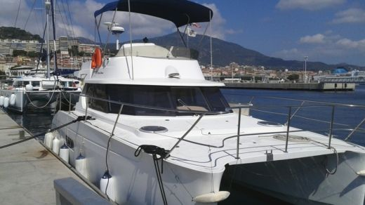 Fountaine Pajot Highland 35 Pilot a Castelldefels tra privati