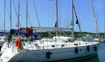 Rental Sailboat Beneteau 411 Clipper Šibenik