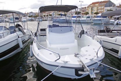 "Rental Motorboat Beneteau Flyer 6.6 Spacedeck ""pelaia"" Cambrils"