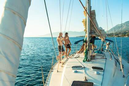 Rental Sailboat JEANNEAU SUN LEGENDE 41 Kalamata