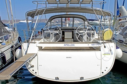 Rental Sailboat BAVARIA 55 CRUISER Laurium