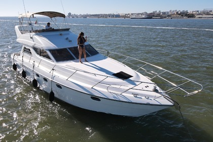 Rental Motorboat Princess 470 Lisboa