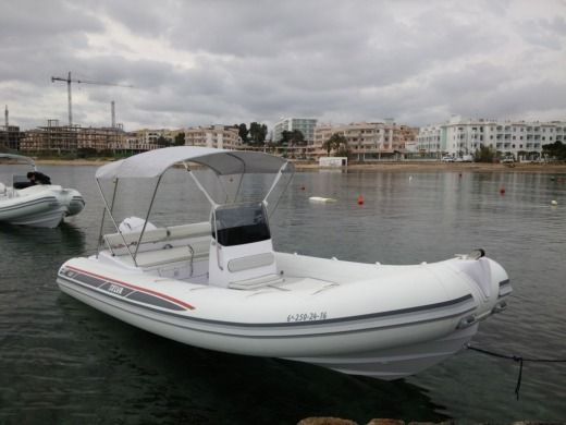 Selva 600 Ds in Ibiza for hire
