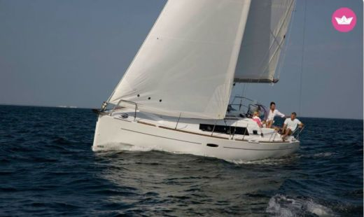 Beneteau Oceanis 34 in Dubrovnik for rental