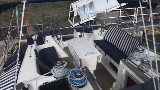 Sailboat Bavaria 50-5 for hire