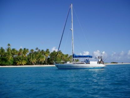 Rental Sailboat Alubat Ovni 39 Pape'ete