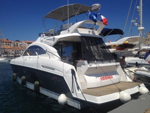 Miete motorboot in Saint-Tropez