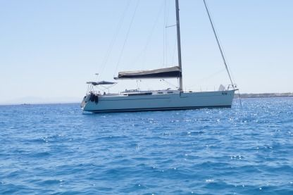 "Location Voilier Beneteau Cyclades 50.4 ""marcella"" Cannigione"
