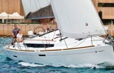 Sailboat Sun Odyssey 389 for hire