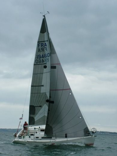 JEANNEAU SUN FAST 32 in Brest for hire