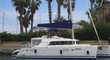 Location Catamaran Lagoon 440 Portorosa